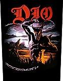 Dio Holy Diver Official Back Patch (36cm x 29cm)