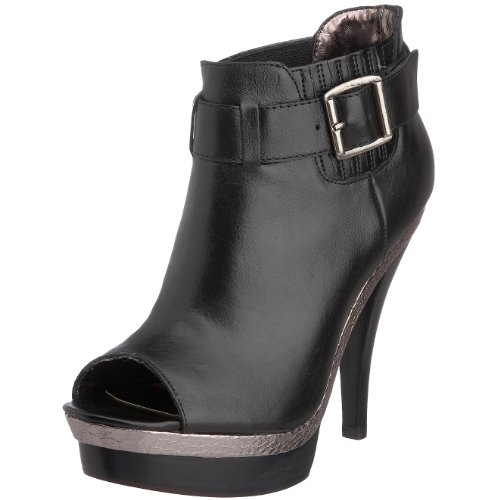 Steve Madden Women Mainst Bootie Black 7 UK