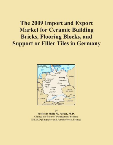 The 2009 Import and Export Market for Ceramic Building Bricks, Flooring Blocks, and Support or Filler Tiles in Germany