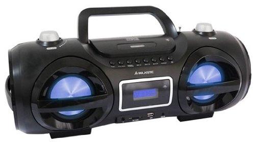 Majestic AH-234 BT MP3 USB Radioregistratore