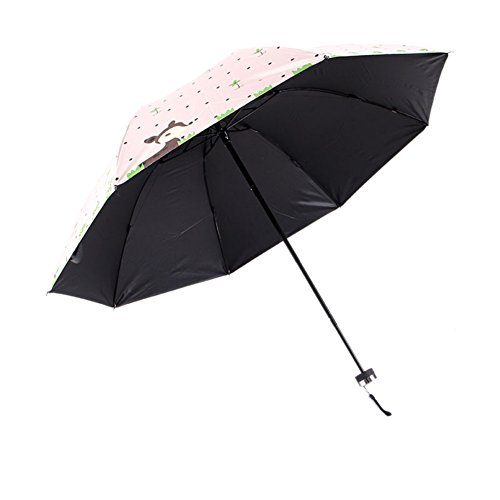 [KROGL KROGL056C2 Fawn Women Umbrellas] (Traveling Circus Costume)