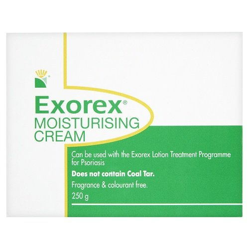 Exorex Psoriasis-Treatment Moisturising Cream 250 g