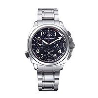 [グランドコンプリケーション・スポーツ・黒文字盤・ステンレスベルト]Grand Complication Sports・Black・SS Bracelet 腕時計 クォーツ GCS01SS メンズ