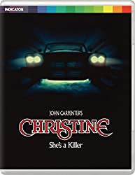Christine [Dual Format] [Blu-ray]