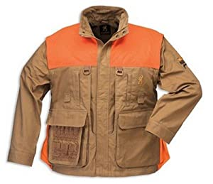 Browning PF Zip-Off Sleeve Jacket Medium by Browning