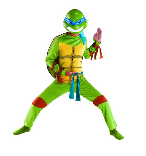 Disguise Teenage Mutant Ninja Turtles Leonardo Classic Costume