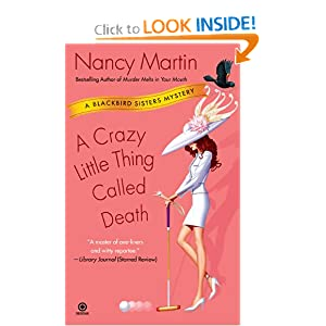 A Crazy Little Thing Called Death (Blackbird Sisters Mysteries, No. 6)