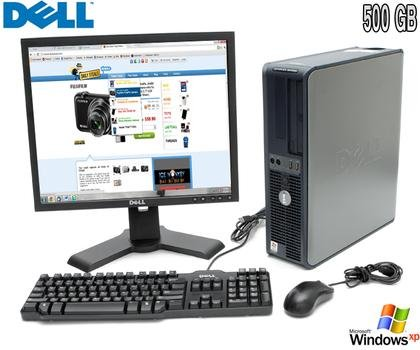 Dell Optiplex GX520 Intel Pentium hyper thread 3400