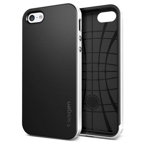 国内正規品SPIGEN SGP iPhone5c ケース ネオ・ハイブリッド [インフィニティ・ホワイト]SGP10509