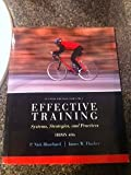 img - for Effective Training UMUC Custom Edition (With Access Card) book / textbook / text book