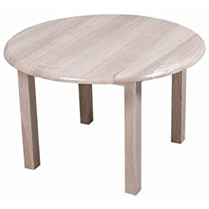 "Kids Table Leg Height: 22"", Tabletop Size: 36"" by Wood Designs"