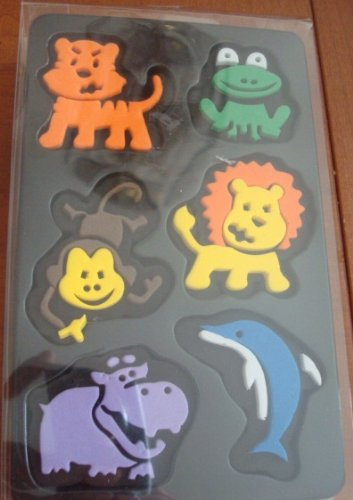 Premium Foam Animal Stamps