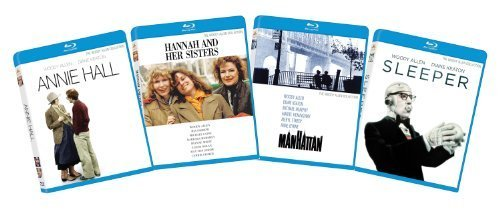 The Woody Allen Blu-ray Bundle (Annie Hall, Manhattan, Sleeper, Hannah and Her Sisters) by 20th Century Fox