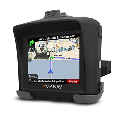 Vianav Motorcycle Sat Nav Gps Navigation System Bluetooth  Europe Map Honda Innova  Features