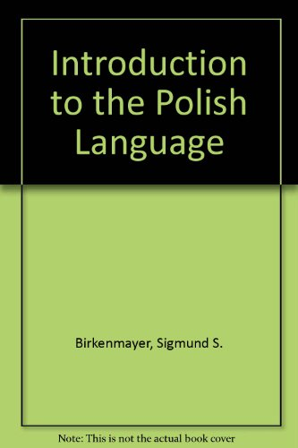 Introduction to the Polish Language