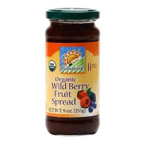 Bionaturae Wild Berry 9-Ounce (Pack of 12) ( Value Bulk Multi-pack)