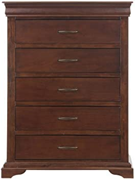 Better Homes and Gardens Maple Ridge 5-Drawer Chest