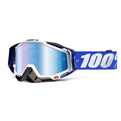 100-Masque-100-Racecraft-Cobalt-Blue-Ecran-Miroir-Bleu