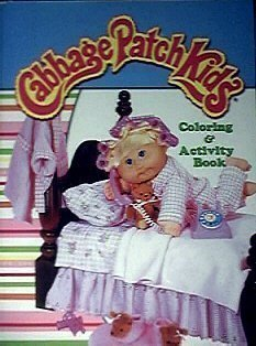 Cabbage Patch Kids Jumbo Coloring & Activity Book