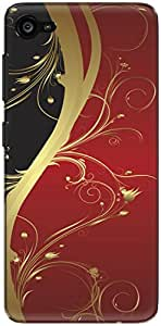 The Racoon Lean Red Haze hard plastic printed back case/cover for Lenovo Z2 Plus