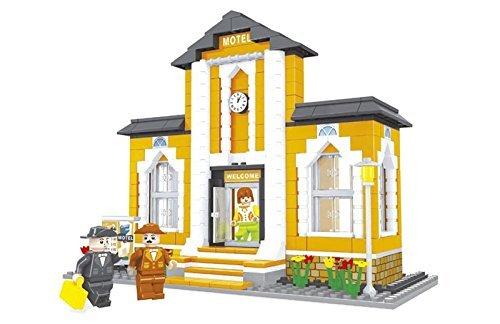 ausini-city-motel-inn-with-action-figures-building-bricks-476pc-educational-blocks-set-compatible-to