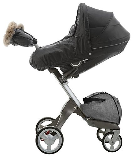 Stokke XPLORY Winter Kit - Black