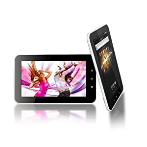 Tursion 7 iNCH; Capacitive A13 Tablet PC 4.0 Android 8GB WiFi 3G MID Allwinner 8GB White at Sears.com