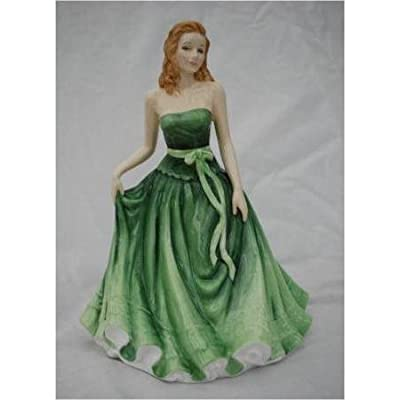 LADY WINDSOR The English Ladies Co Debutantes Collection Figurine