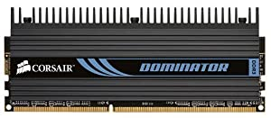 Corsair Dominator 4GB (2x2GB) DDR3 1600 MHz (PC3 12800) Desktop Memory (CMP4GX3M2A1600C9)