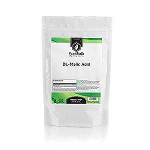 PureBulk DL-Malic Acid Powder