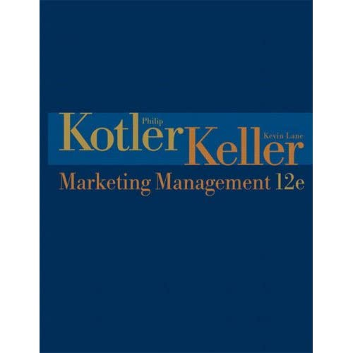Book Cover: [share_ebook] Marketing Management (12th Edition)
