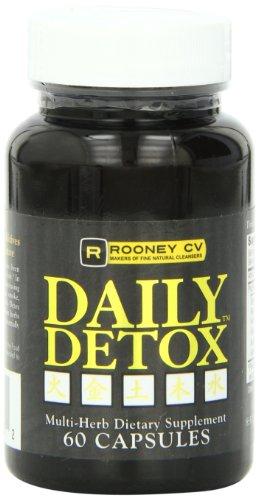 Wellements Daily Detox Caps à base de plantes -