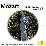 モーツァルト:ヴァイオリン協奏曲第3番 ト長調 K.216/ヴァイオリンとオーケストラのためのアダージョ ホ長調 K.261/他