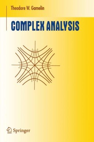 Complex Analysis (Undergraduate Texts in Mathematics) PDF