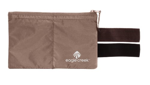 Eagle Creek Travel Gear Undercover Hidden Pocket (Khaki) front-1023308