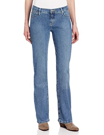 Wrangler Women's As Real as Wrangler Classic Fit Boot Cut Jean, Antique Wash, 14x30
