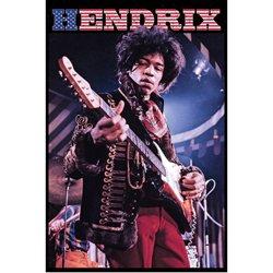 ジミヘンドリックス / JIMI HENDRIX JIMI HENDRIX(ジミヘンドリックス)Stars & Stripes/ポスター 【公式商品 / オフィシャル】