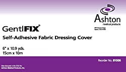Gentl-Fix - Dressing Cover - 6""