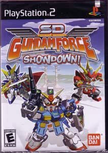 SD Gundam Force - PlayStation 2