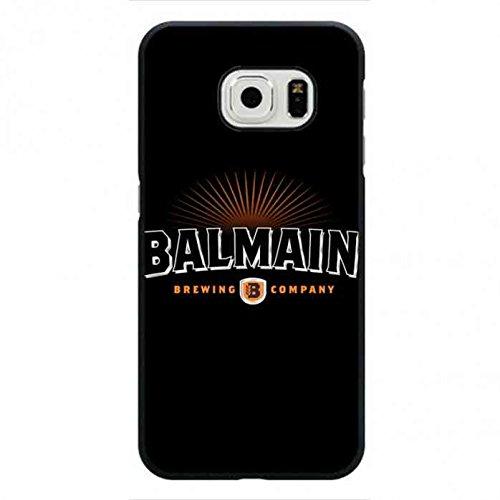 mode-house-balmain-logo-hulle-tasche-samsung-galaxy-s6edge-hulle-tasche-balmain-marke-logo-telefonka