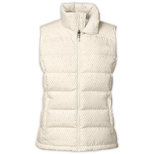 The North Face Nuptse 2 Vest Women'S Gardenia White Ditsy Print S front-863899