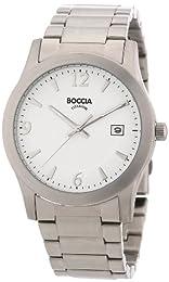 Boccia Men's Titanium Bracelet Watch B3550-01