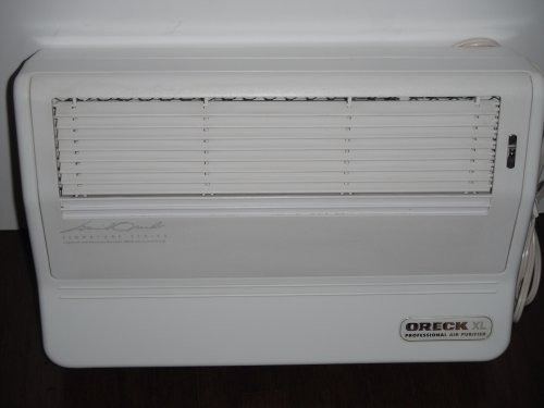 Oreck Xl Professional Air Purifier. Type 3, Model Air8Sw