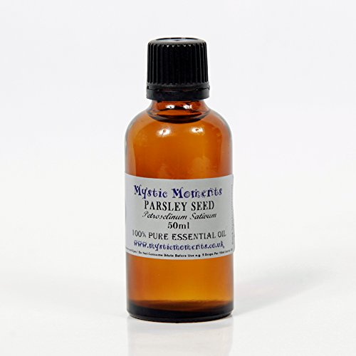 Mystic Moments Parsley Seed Essential Oil 100% Pure 50Ml