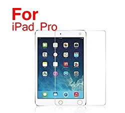 MoArmouz® - Super Tempered Glass Screen Protector for Apple iPad Pro 12.9