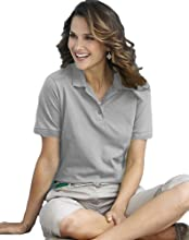 Ladies39 Ultra Cotton Pique Knit Sport Shirt