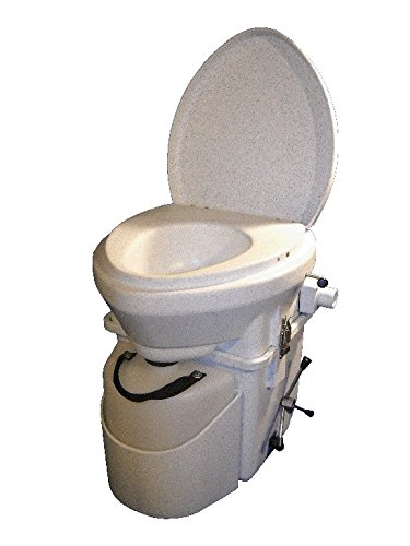 Nature's Head Composting Toilet with Spider Handle