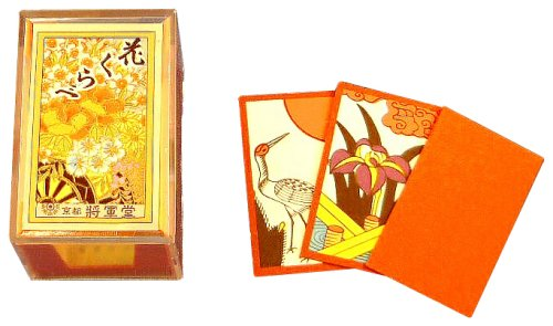 цены  Red flower than playing cards flowers (japan import)