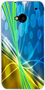 Snoogg Nature Abstract Bokeh Background Designer Protective Back Case Cover F...