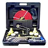 &quot;Victor&quot; Style Welding Cutting Torch Kit Acetylene Oxygen